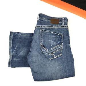 BKE Fulton Bootcut Jeans Size 33R